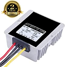 DC 5V 6V 7V 8V 9V 10V 11V to 12V 10A DC Converter DC Step Up Waterproof Boost Power Supply Module Car Power Inverter (12V Output 10A MAX)