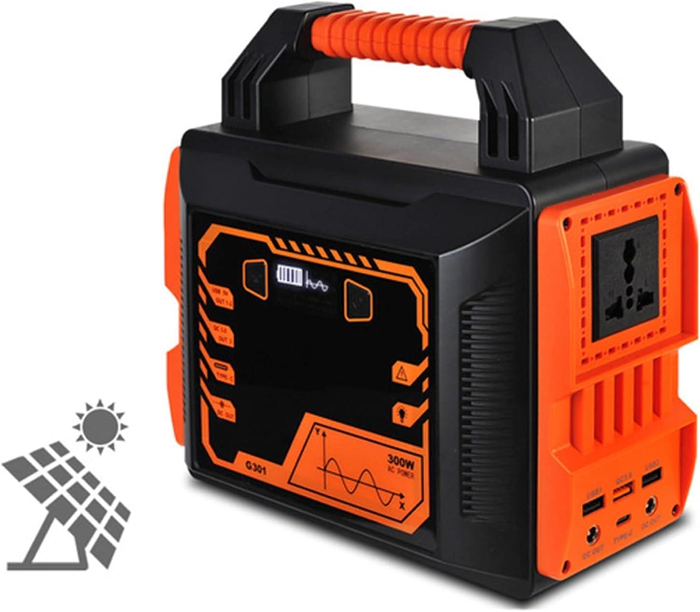 YYMC Fashion Portable Power Max 55% OFF Station 300W 78000Mah Generator 288Wh Solar