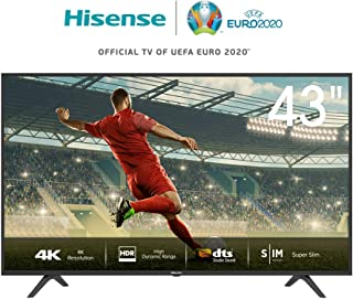 Hisense 43B7100UW 43 Inch 4K VIDAA 3.0 Smart TV