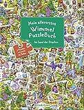 Mein allererstes WimmelPuzzleBuch – Im Land der Drachen: Wimmeln und Puzzeln in einem Buch. Großformat mit stabilen Puzzelteilen, die nicht herausfallen. Für Kinder schon ab 3 Jahre.