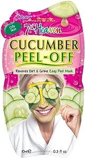 Montagne Jeunesse Cucumber Peel Off Face Mask (2 Pack)