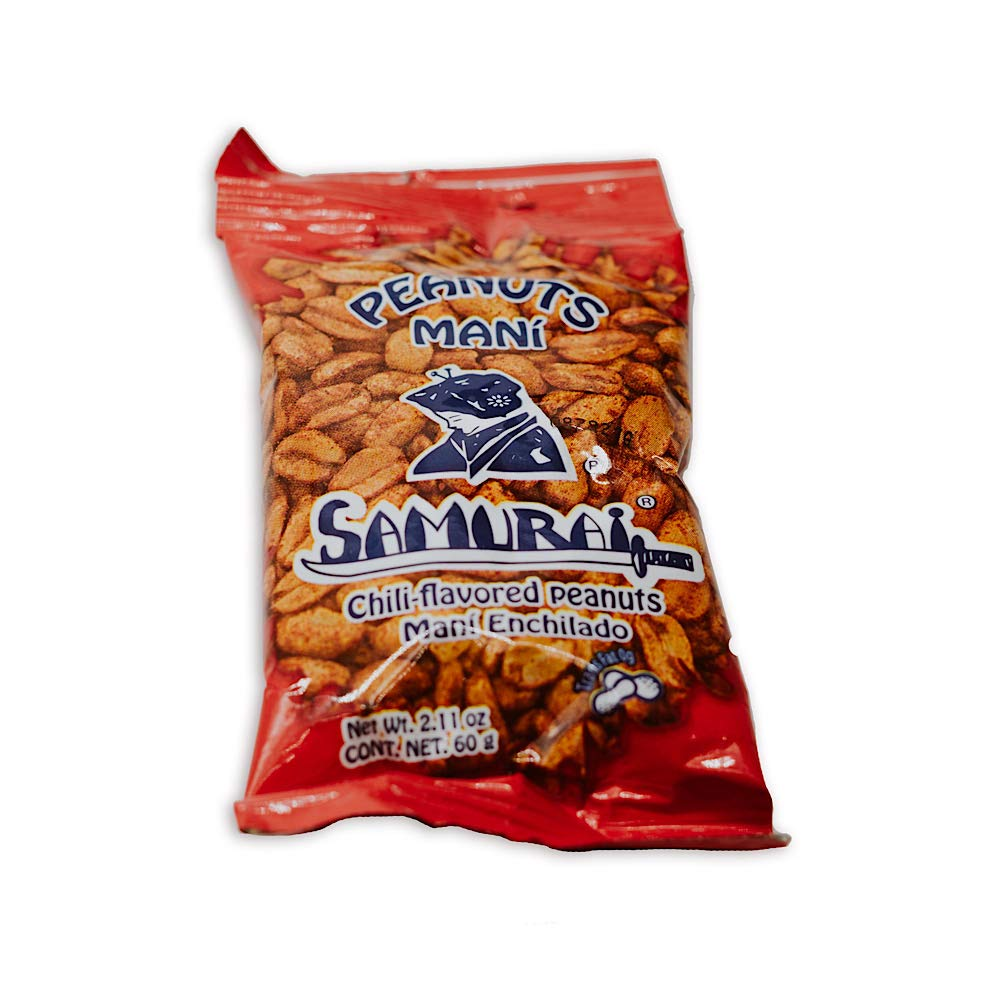 Samura¡ Peanuts Chili Now on sale Louisville-Jefferson County Mall flavored peanuts 2.1 Salty and