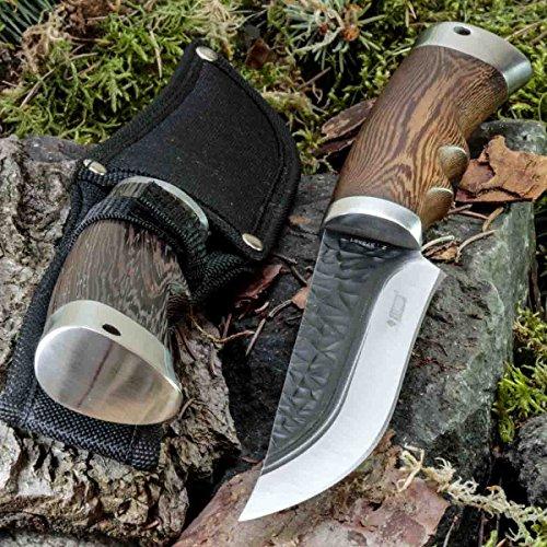 KanDar FB-34 • FESTSTEHENDE Messer JAGDMESSER • Gesamtlänge: 285mm • FTM-de.