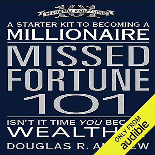 Missed Fortune 101 audiobook cover art
