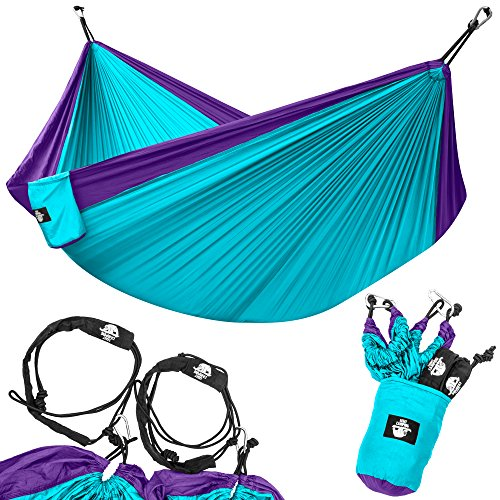 Product Image of the Legit Camping Double Hammock