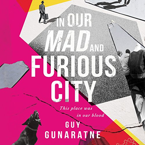 In Our Mad and Furious City cover art