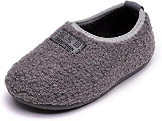 Image of Comfy and Warm House Shoes for Toddler and Boys