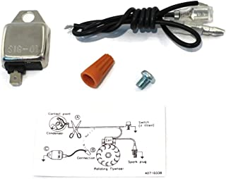 The ROP Shop New Electronic Ignition Module for Kawasaki 21119-2119 21119-2139 Lawn Mower