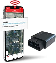 $34 » Sponsored Ad - Logistimatics 4G OBD Tracker for Vehicles Including Real-time Location/Speed/Geofence Alerts with No Activa...