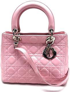 (ディオール)Dior レディ・ディオール カナージュ ハンドバッグ ショルダーバ
