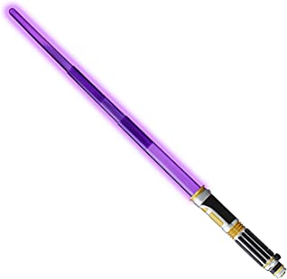 Darth Vader Electronic Lightsaber Toy For Star Wars (Purple)