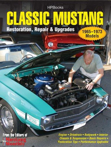 Classic Mustang HP1556: Restoration, Repair & Upgrades