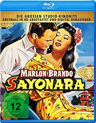 Sayonara - Kinofassung (in HD neu abgetastet) [Blu-ray]