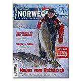 FISCH & FANG Sonderheft Nr. 40: Norwegen Magazin Nr. 10: Das Magazin für Angeln und Meer (Norwegen...