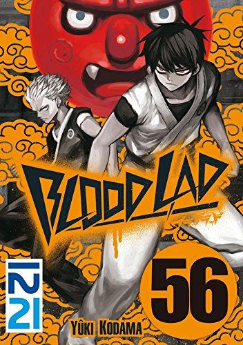Blood Lad - chapitre 56