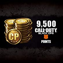 $74 » Call Of Duty: Black Ops 4 - Cod Points 9500 - PS4 [Digital Code]