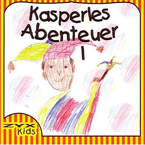 Kasperles Abenteuer Vol. 1 audiobook cover art