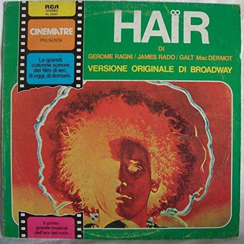 HAIR - VERSIONE ORIGINALE DI BROADWAY