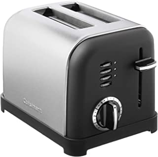 Cuisinart CPT-160MB 2-Slice Metal Classic Toaster, Matte Black