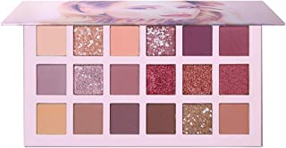 UCANBE 18 Colors Aromas New Nude Eyeshadow Palette Long Lasting Multi Reflective Shimmer Matte Glitter Pressed Pearls Eye Shadow Makeup Pallet