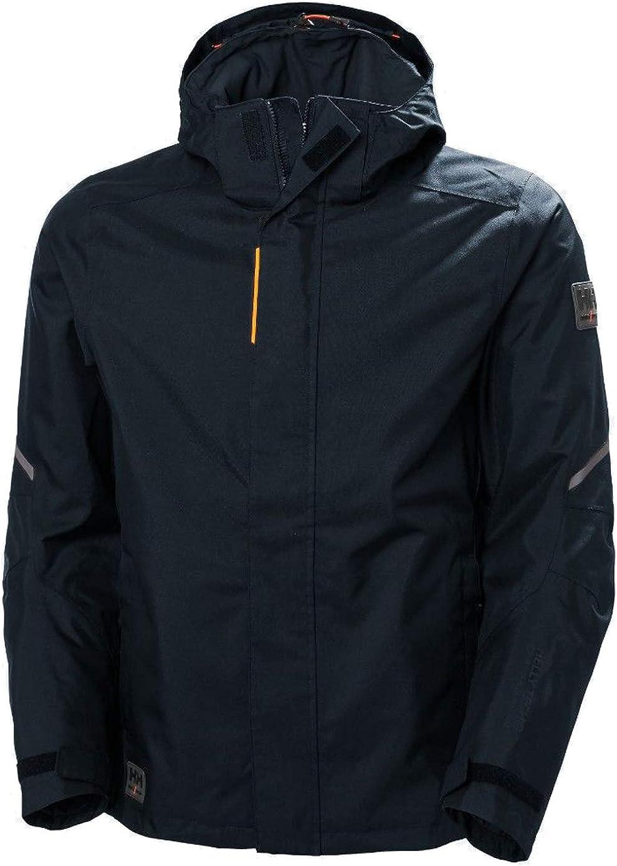 Cheap mail order sales Helly-Hansen Men's Workwear Jacket Kensington OFFicial Shell