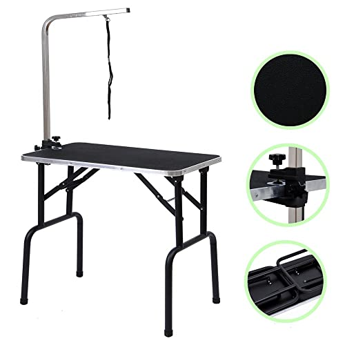 Strange Pet Grooming Table Amazon Co Uk Home Interior And Landscaping Ologienasavecom
