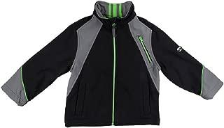 Boys Soft Shell Full Zip Jacket