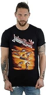 Absolute Cult Judas Priest Men's Firepower Cover T-Shirt