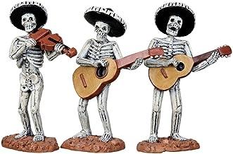 Lemax Spooky Town Skeleton Mariachi Band Set of 3 #12884