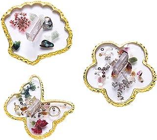 FRCOLOR 3 stuks nail art pallets nagel schilderij make-up palet lade cosmetische nagel gel Poolse kleuren mengen palet kri...