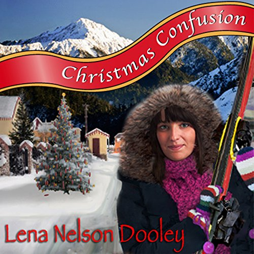 Christmas Confusion audiobook cover art