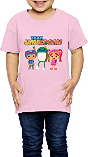 team umizoomi shirt 4t