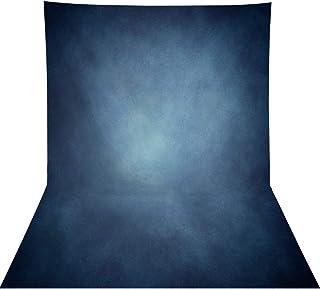 Allenjoy Fotohintergrund, abstrakt, Dunkelblau, dunkelblau, 5x7ft