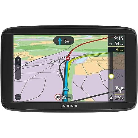 Tomtom Navigationsgerät Start 42 4 3 Zoll Karten Updates Europa Fahrspurassistent Tmc Freisprechen Navigation