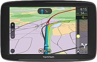 TomTom Navigationsgerät Via 62 (6 Zoll, Stauvermeidung dank TomTom Traffic,..