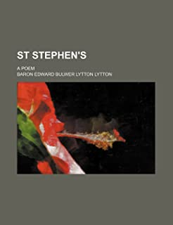 St Stephen's; A Poem