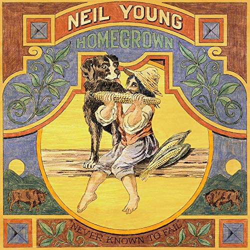 Neil Young - Homegrown (Lp) [Vinilo]
