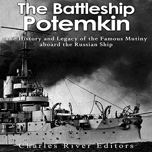 The Battleship Potemkin audiobook cover art