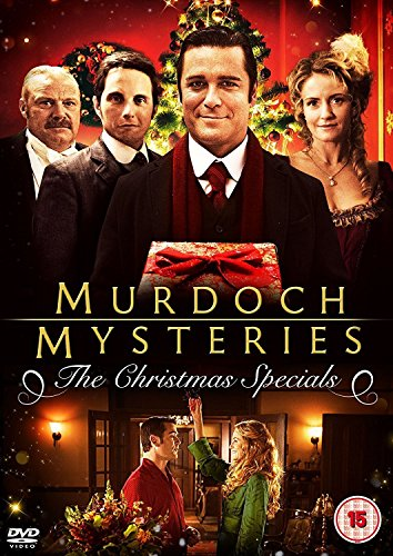 Murdoch Mysteries - The Christmas Specials