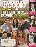 Matt LeBlanc, Courteney Cox, Matthew Perry, Jennifer Aniston, Lisa Kudrow and David Schwimmer (Friends) - December 23, 2002 People Weekly Magazine