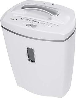 comprar comparacion Genie 580XCD-Destructora de papel (hasta 8hojas, microcorte, con CD - trituradora, incluye papelera, color weiß