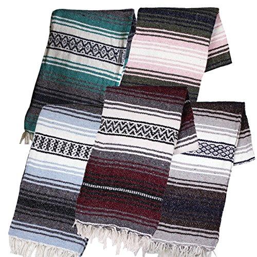 Canyon Creek Mexican Style Falsa Yoga Blanket (Mixed)