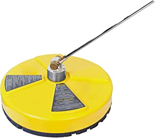 Valley Industries PK-1400WAW Pressure Washer Flat Surface Cleaner, Yellow