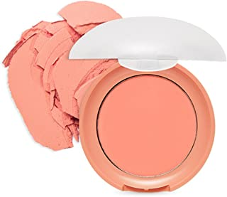 Etude House Lovely Cookie Blusher_2018 New (# OR201_Apricot Peach Mousse)