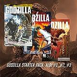 Godzilla. Starter pack (Vol. 1-2-3)