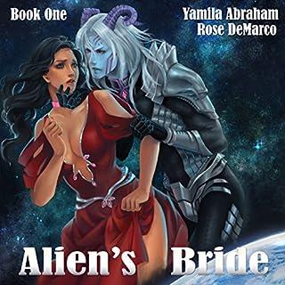 Alien's Bride, Book One audiobook cover art