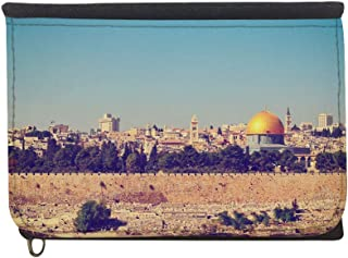 State of Palestine - alquds Printed Case Wallet,  jeans