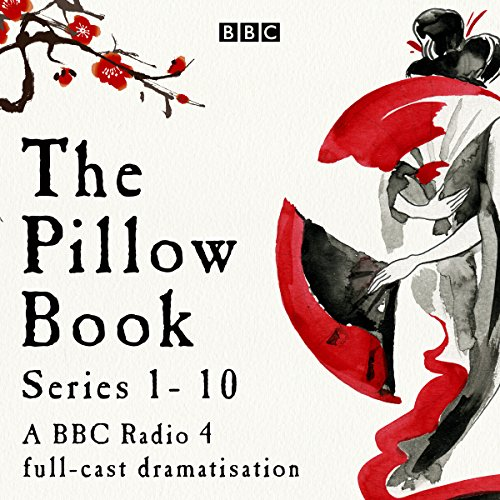 The Pillow Book: Series 1-10 audiobook cover art