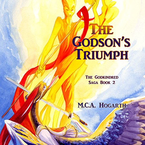 The Godson's Triumph audiobook cover art