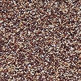 20kg Buntsteinputz Mosaikputz 1-2mm CoPa8 Terra/D-Braun/Weiß(Naturkorn) - Hergestellt in Bayern -